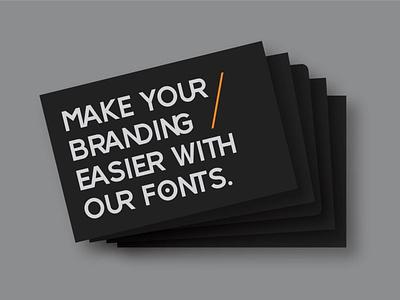 Hundred Ligatture logo illustration design font elegant font type typeface branding display typography elegant sans modern futuristic ligature clean type system modern fonts