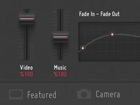 Vimeo iPad App Design (Concept Work)