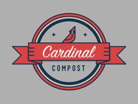 Cardinal Compost