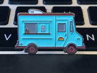 Taco Truck Pin