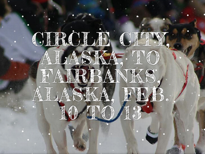 No Sleep 'Til Fairbanks
