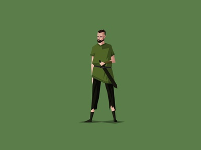 Buldr the brave concept art graphic design character design vector art vector atone characters blue art design illustration