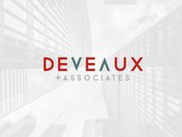 DEVEAUX + ASSOCIATES - Logo