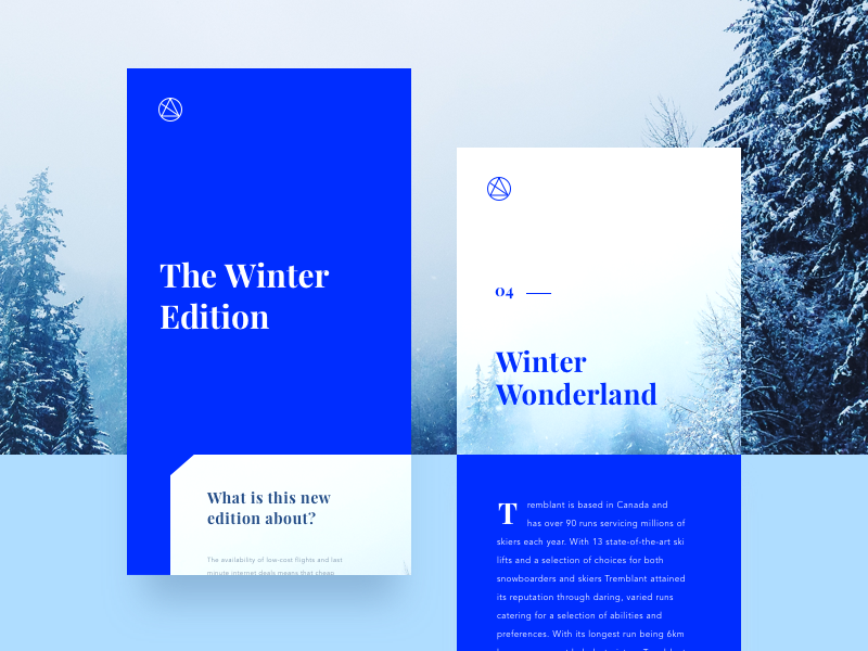 The Winter Edition