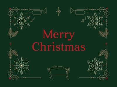 Classy Christmas baby jesus christmas program holiday illustration illustration modern holiday