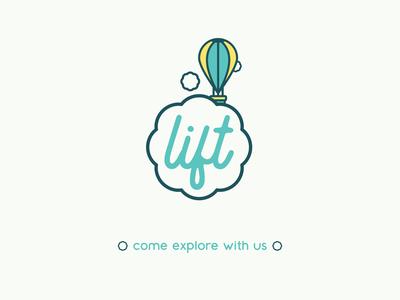 Lift - Daily logo challenge #2