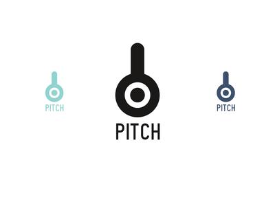 Pitch - music streaming logo