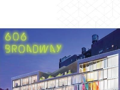 SoHo Standout typography psd file real estate logo logo design neon letters soho