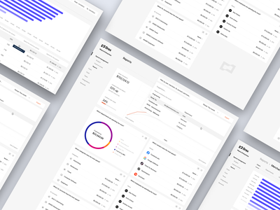 Spend Management - Reports charts visualizations data spending fintech finance expenses insights dashboard analytics reports