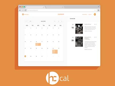 HackCampus Calendar hackcampus calendar web