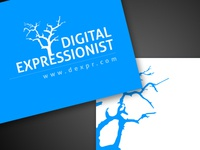 DEXPR // Biz Card Design