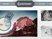 Eastport Property // Web Design