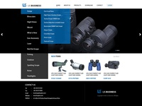 LIS Home Page Design