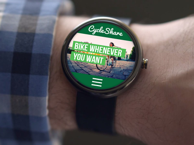 Cycleshare Watch Site