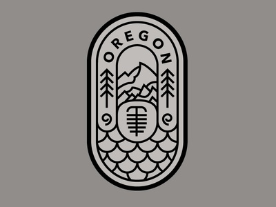 Underwater Oregon
