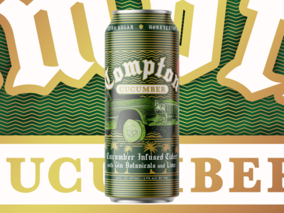 Compton Cucumber Can