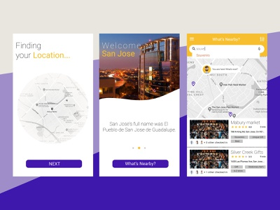 Wanderlust - Your Local Guide app apps application user interfase travelapp ux design travel