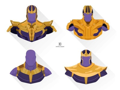 Thanos designs