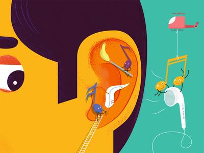 音乐的魅力