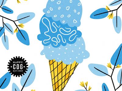 Ice Cream icecream illustration
