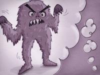 Monster Cognition Illustration