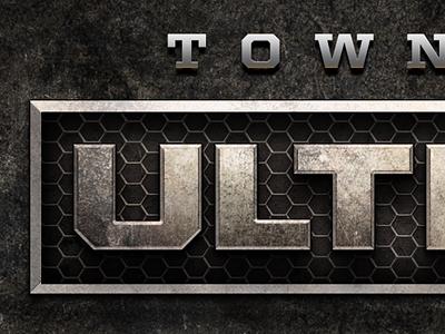 Tef Ultimatum Shot mccarthy companies town east ford trucks cars automotive grunge logo sales event