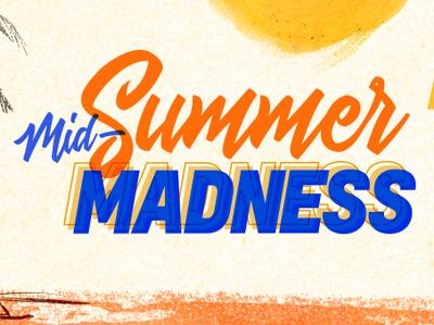 Mid-Summer Madness logo stonebriar chevrolet sales event mccarthy companies logo automotive