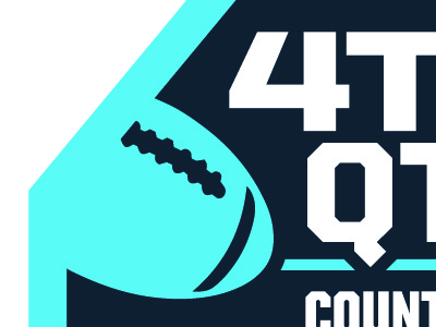 4th Quarter Countdown automotive logo mccarthy companies sales event town east ford vector