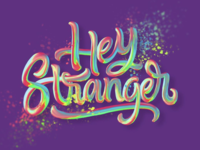 Painterly Lettering 2.0