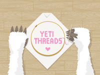 Introducing Yeti Threads