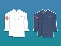 Top Chef Coats