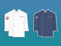 Top Chef Coats