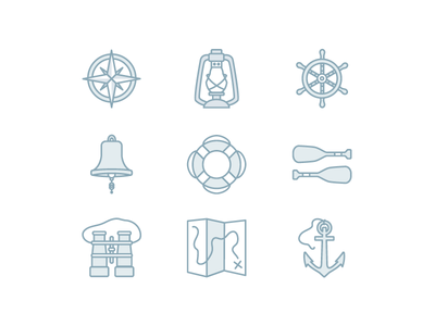 Seaworthy Icons