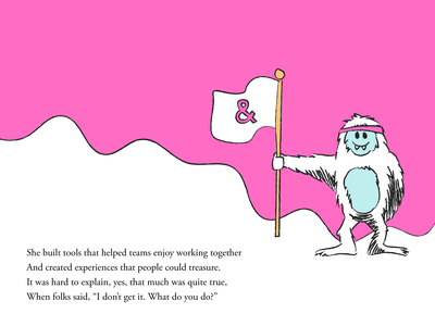 An unfinished tale of a yeti yeti dr seuss illustration