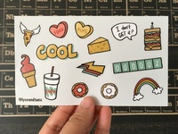 COOL stickers