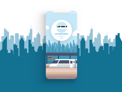 Aeroexpress (concept app)