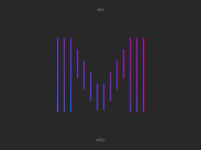 ABC Logo dailylogodesign dailylogo dailylogochallenge abc brand typography vector design logo