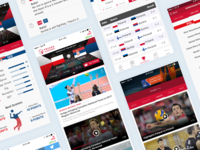 Volley App for the Euro Volley in Poland 2017