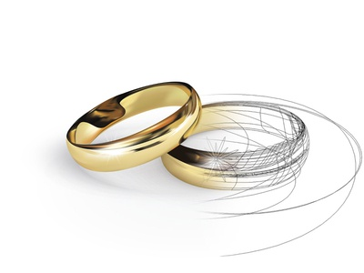 Engagement Vector Rings Illustrations