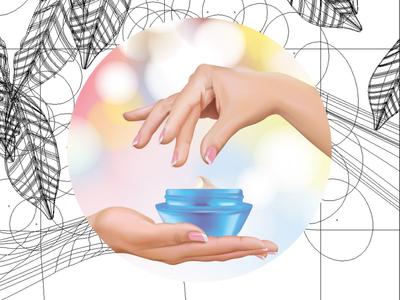 Vector hands illustrations