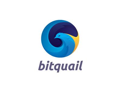 Logo Design for BitQuail