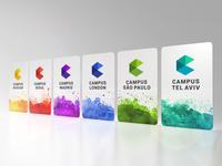 Google Campus Cards