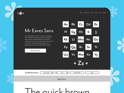 Daily UI 3: Landing Page webdesign web minimal ui design