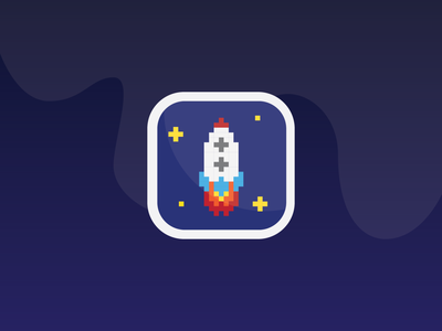 Daily UI 5: Icon vector icon illustration ui design