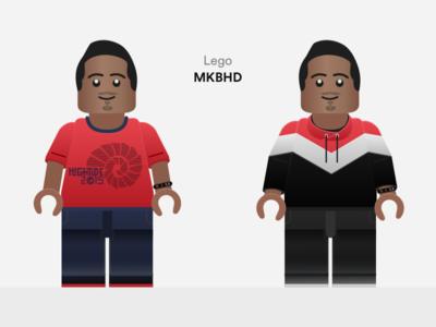 Lego MKBHD