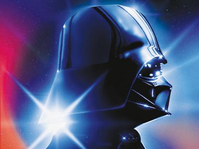 Darth Vader photoshop illustration portrait digital painting digital art star wars darth vader