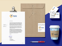 branding identity for Engineering Consultancy inc.
