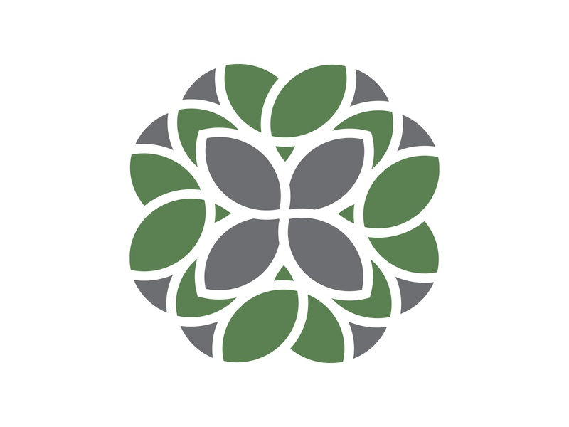 Icon for a holistic practitioner illustration business design vector logotype identitydesign idenity logo design icon logo