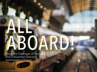 Onboarding directors feature for ACC Docket October 2018 2