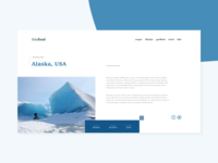 Blog Concept - Alaska Travel Adventures
